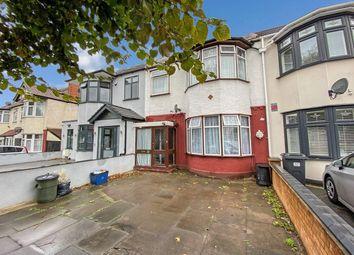 Thumbnail 3 bed terraced house for sale in Windermere Gardens, Redbridge