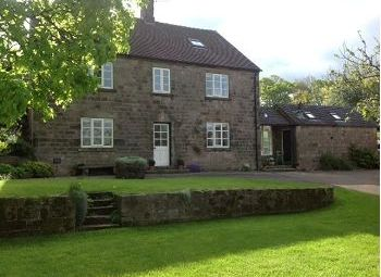 Thumbnail 6 bed detached house to rent in Dunwood Farm, Dunwood Lane, Longsdon, Nr Leek