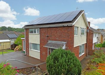 Thumbnail 3 bed detached house for sale in Merlin Crescent, Bridgend, Mid Glamorgan