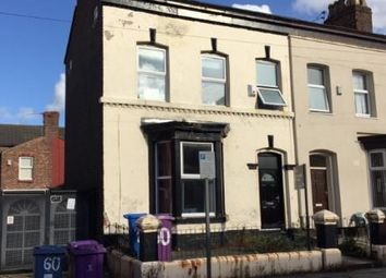 Thumbnail 5 bedroom terraced house for sale in Alton Road, Liverpool, Merseyside