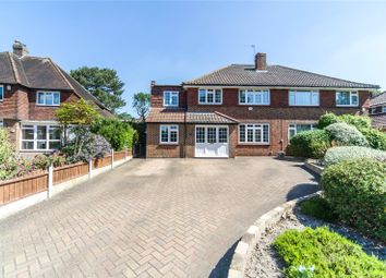 Thumbnail 4 bed semi-detached house for sale in Fairoak Drive, Eltham Heights, London