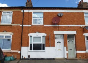 Thumbnail 3 bed terraced house to rent in Spencer Street, Northampton