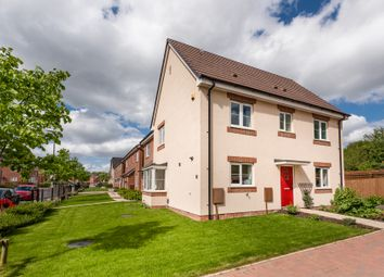 Thumbnail 3 bed semi-detached house for sale in East Works Drive, Cofton Hackett, Birmingham