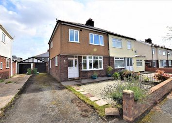 Thumbnail 3 bedroom semi-detached house for sale in Pen-Y-Groes Road, Rhiwbina, Cardiff.