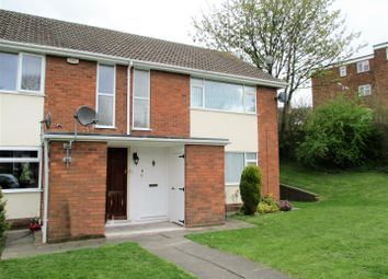 Thumbnail 1 bedroom flat for sale in Dovedale Road, Ettingshall Park, Wolverhampton