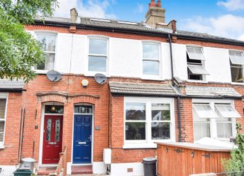 Thumbnail 3 bed terraced house for sale in Effra Road, London