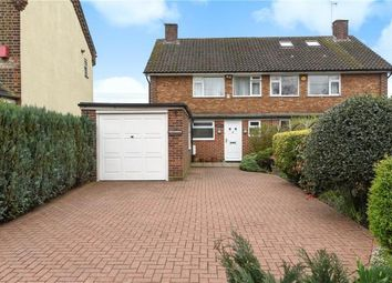 Thumbnail 3 bed semi-detached house for sale in Shortwood Common, Staines-Upon-Thames, Surrey