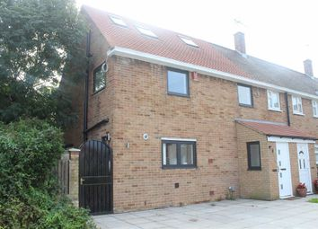 Thumbnail 4 bedroom semi-detached house to rent in Bridgend Road, Enfield, London
