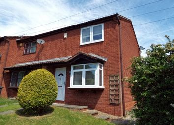 Thumbnail 2 bed semi-detached house to rent in Kestrel Close, Carlton, Nottingham