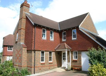 Thumbnail 4 bed detached house for sale in Rosemary Gardens, Burwash, Etchingham