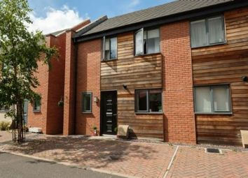 Thumbnail 2 bed semi-detached house for sale in Cairns Close, Off Birmingham Road, Lichfield, Staffordshire