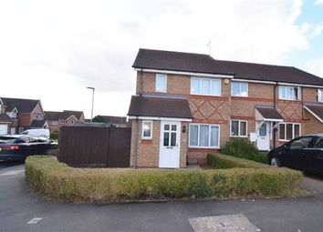 Thumbnail 3 bed town house for sale in Seacole Close, Thorpe Astley, Braunstone, Leicester