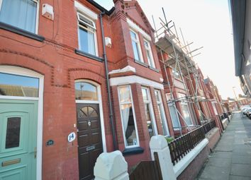 Thumbnail 3 bed terraced house for sale in Molyneux Road, Liverpool