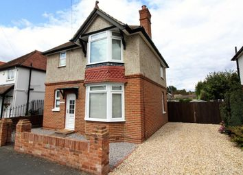 Thumbnail 3 bed detached house for sale in Station Road, Frimley