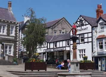 Thumbnail Restaurant/cafe for sale in 9-10 Lancaster Square, Conwy