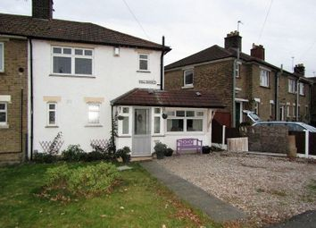 Thumbnail 3 bed semi-detached house for sale in Hall Terrace, Aveley, South Ockendon, Essex.