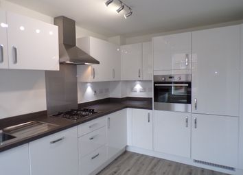 "Thumbnail 3 bed terraced house for sale in ""Barwick"" at Walworth Road, Picket Piece, Andover"