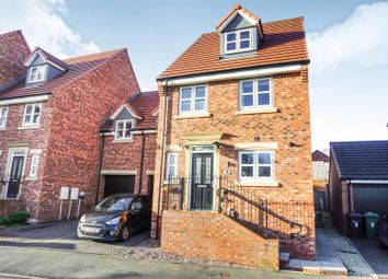 Thumbnail 4 bed town house for sale in Links Way, Drighlington