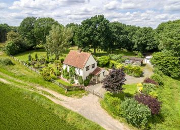 Thumbnail 2 bed detached house for sale in Wanborough, Guildford, Surrey