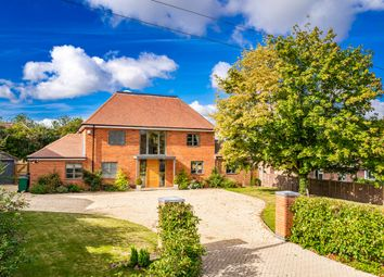 Thumbnail 5 bed detached house for sale in Bush House, Upper Basildon