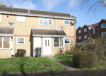 Thumbnail 1 bed end terrace house for sale in Farriers Close, Swindon