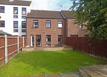 Thumbnail 3 bed terraced house for sale in Pilton Close, Paston, Peterborough