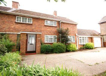 Thumbnail 4 bed semi-detached house for sale in Wareham Road, Corfe Mullen, Wimborne