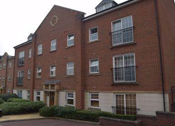 Thumbnail 2 bed flat to rent in St Christophers Walk, Burton Street, Wakefield