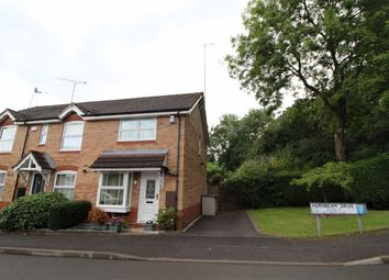 Thumbnail 2 bed end terrace house for sale in Hornbeam Drive, Coventry