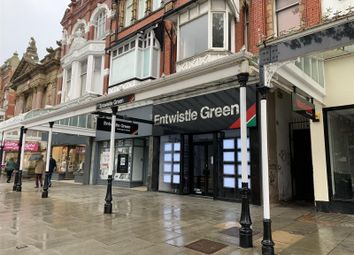 Thumbnail Retail premises to let in 343-345 Lord Street, Southport PR81Nh