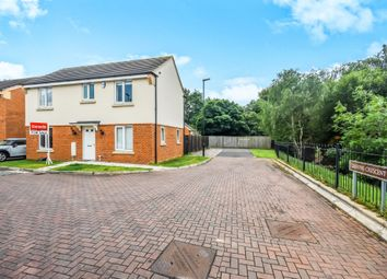 Thumbnail 3 bed detached house for sale in Griffins Crescent, Walsall