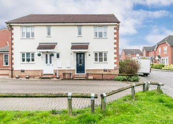 Thumbnail 3 bedroom semi-detached house for sale in Admiral Road, Pinewood, Ipswich