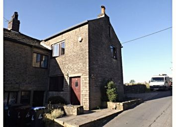 Thumbnail 3 bed cottage for sale in Flash Cottages, Oldham