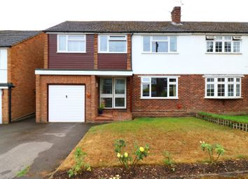 Thumbnail 4 bed semi-detached house for sale in Chantry Close, Kings Langley