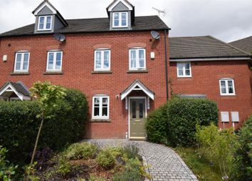 Thumbnail 3 bed terraced house for sale in Excelsior Drive, Woodville, Swadlincote