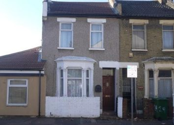 Thumbnail 2 bed end terrace house for sale in Stratford, London, England