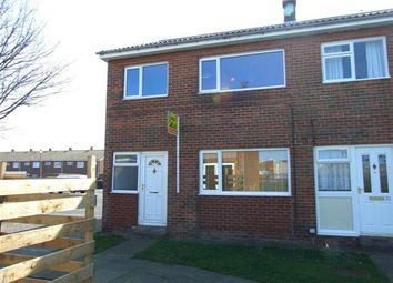 Thumbnail 3 bed property to rent in Norwich Close, Ashington, Northumberland