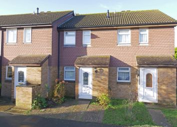 Thumbnail 2 bed terraced house to rent in Spinnaker Close, Hayling Island