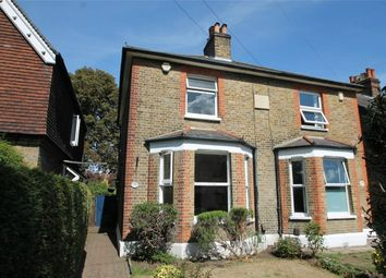 Thumbnail 2 bed semi-detached house to rent in Limes Road, Beckenham, Kent