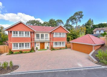 Thumbnail 5 bedroom detached house for sale in Heath Rise, Camberley