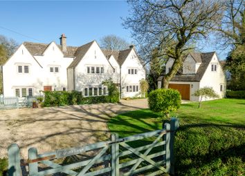 Thumbnail 5 bed detached house for sale in Stinchcombe Hill, Dursley, Gloucestershire