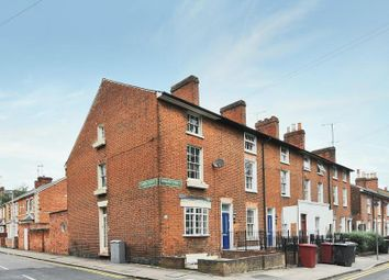 Thumbnail 4 bedroom terraced house to rent in Baker Street, Reading