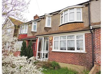 3 bed terraced house for sale in St. Williams Way, Rochester ME1
