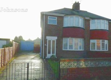 Thumbnail 3 bedroom semi-detached house for sale in Lichfield Road, Wheatley, Doncaster.
