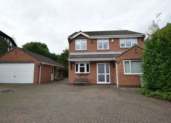 Thumbnail 3 bed detached house for sale in Brookhill Lane, Pinxton, Nottingham, Derbyshire