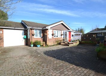 Thumbnail 3 bed detached bungalow for sale in The Poplars, Ferring, West Sussex