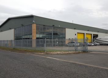Thumbnail Industrial for sale in Brittannia Way, Goole
