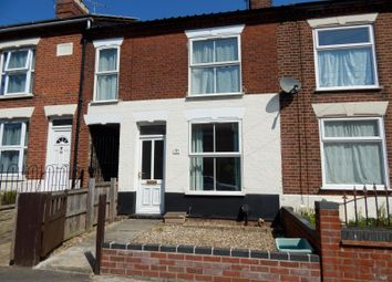 Thumbnail 3 bed terraced house to rent in Patteson Road, Norwich
