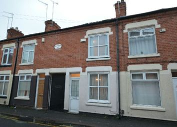Thumbnail 2 bedroom terraced house for sale in Ruding Road, Leicester