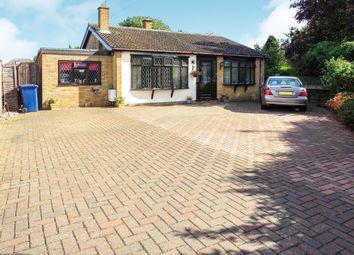 Thumbnail 3 bedroom detached bungalow for sale in Burdett Close, Doddington, March